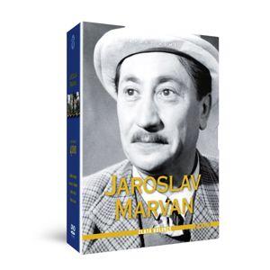 Jaroslav Marvan - Zlatá kolekcia 4 DVD: Anděl na horách + Dovolenka s Andělem + Hudba z Marsu + Nikt
