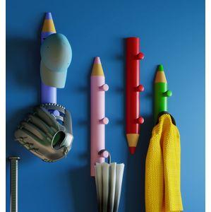 Vešiak ceruzka Stift, ružový