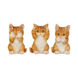Mačacie trio