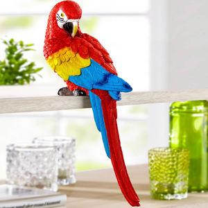 Dekoračný papagáj Anton