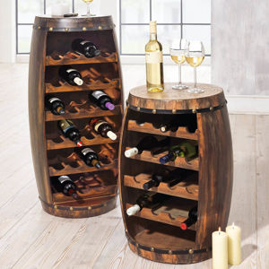 Vínny sud na fľaše, 99 cm