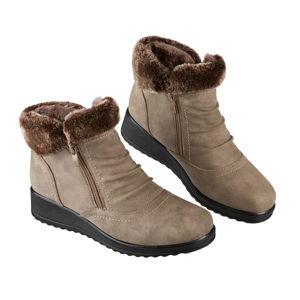 Dámska zimná členková obuv Wonder Walk, veľ. 37