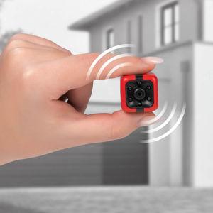 EASYmaxx Mini kamera s 8 GB kartou