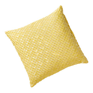 Povlak na vankúš Graphit, žltý