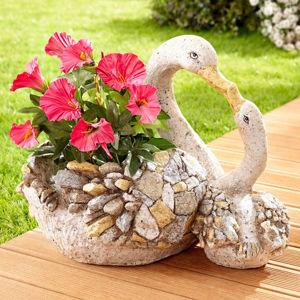 Kvetináče Labute