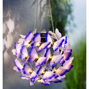 Solárne závesná dekorácia Motýle