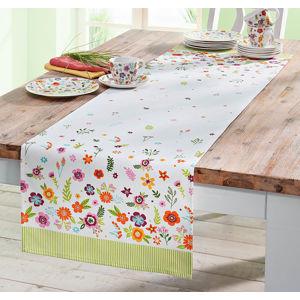 Behúň na stôl Lúka, 140 x 40 cm